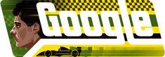 54º aniversario del nacimiento de Ayrton Senna