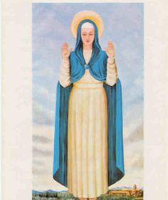 Preghiera potente alla Madonna dell'equilibrio che non può fallire