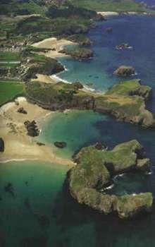 Playa de Borizu - www.llanesnet.com
