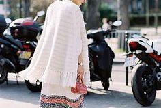 Paris Fashion Week AW 2015....Daria