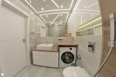 Łazienka styl Nowoczesny - zdjęcie od Studio86 - Łazienka - Styl Nowoczesny - Studio86 Washing Machine, Home Appliances, House Appliances, Appliances