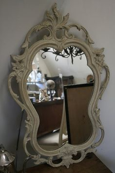 Great mirror redo from a gold one