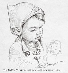 Baby Drawing Sketches Animation 33 Trendy Ideas Source by idea drawing Fairy Drawings, Disney Drawings, Elf Drawings, Drawing Sketches, Pencil Drawings, Drawing Ideas, Baby Drawing, Sketch Inspiration, Amazing Drawings