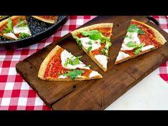 PANCAKE PIZZA | Ricetta Velocissima in padella - YouTube