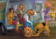 Backfired by MisplacedExplorer on DeviantArt Cute Disney Wallpaper, Cute Cartoon Wallpapers, Halloween Wallpaper Iphone, Wallpaper Iphone Disney, Daphne From Scooby Doo, New Scooby Doo, Scooby Doo Images, Scooby Doo Pictures, Character Drawing