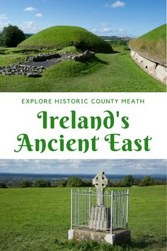 #Ireland is steeped in history, both ancient and modern. Discover some of the highlights in a day trip from #Dublin to historic #CountyMeath.   #dublindaytrip #daytripfromdublin #irishhistory #knowth #newgrange #brunaboinne #battleoftheboyne #hilloftara
