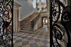 This house was built around Francis Cook and his family purchased it in later becoming the Cook Baronets. The family remained here until W Derelict Places, Baronet, More Photos, Stairs, Lost, Building, Home Decor, Abandoned Places, Stairway