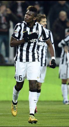 Paul Pogba Juventus Sassuolo 9 marzo 2015
