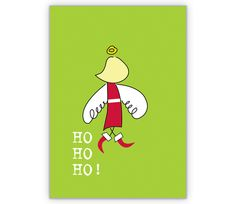 Weihnachtsengel als Nikolaus: Ho Ho Ho - http://www.1agrusskarten.de/shop/weihnachtsengel-als-nikolaus-ho-ho-ho/    00012_0_1639, 24.12., Christfest, Comic, Engel, Helga Bühler, weihnachtlich, Weihnachtsengel, Weihnachtsfest, Weihnachtskarten, Xmas00012_0_1639, 24.12., Christfest, Comic, Engel, Helga Bühler, weihnachtlich, Weihnachtsengel, Weihnachtsfest, Weihnachtskarten, Xmas