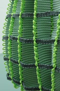 knotknitting - 2015 - Jennifer Barrett Fashion & Textiles BDes - Glasgow School of Art