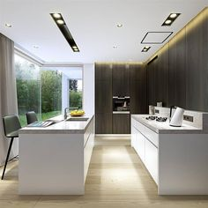 wd p 75 Small House Design, Home Design Plans, Home Fashion, Trx, Bungalow, Kitchen Island, House Plans, Sweet Home, How To Plan