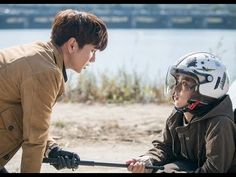 """I'm Not a Robot"" Still Images of  of Yoo Seung Ho and Chae Soo Bin 로봇이 아니야"