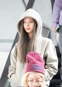 Kpop Girl Groups, Korean Girl Groups, Kpop Girls, Nayeon, Chou Tzu Yu, She's A Lady, Tzuyu Twice, Arabic Funny, Dahyun