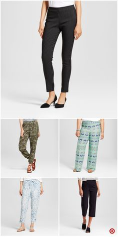 Shop Target for fashion pants you will love at great low prices. Free shipping on orders of $35+ or free same-day pick-up in store.