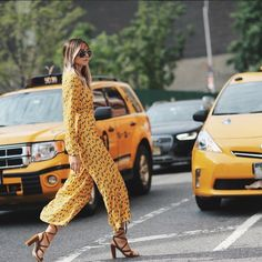 """Pin for Later: 37 Outfits to Try When You Have """"Nothing to Wear"""" to a Wedding A Brightly Printed Jumpsuit"""