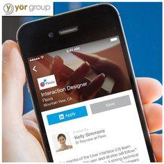 Linkedin'in Jobs uygulaması ile iş arayışlarınızı kolaylaştırabilir ve daha çok iş ilanına kolayca ulaşabilirsiniz.