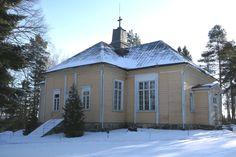 Suomusjärven kirkko 12-02-2017