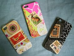 iPhone case by Decopatch