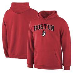 Fanatics Branded Boston University Campus Pullover Hoodie - Red - $34.99