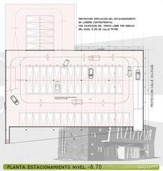 planos de estacionamientos con medidas - Google Search