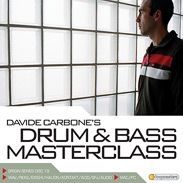 Davide Carbone's Drum and Bass Masterclass from Loopmasters distributed by Loopmasters - http://www.audiobyray.com/product/samplepack-davide-carbones-drum-and-bass-masterclass/ - Loopmasters, Sample Packs