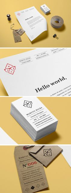 free identity branding psd mockup vol 14 with high resolution download this