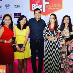 #me with #celebchef #sanjeevkapoor #bigf #awards #awardnight more on #rosmeinwonderland #comment4comment #blog #blogger #instagood #instalike #india #followback #l4l #likeforlike #like4like #follow4follow #happy #blessed #smile #love #best #instafollow #tbt #igers #igdaily #photooftheday #picoftheday #cute
