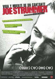 "Vida y muerte de un cantante: joe Strummer (2007) ""Joe Strummer: The Future Is Unwritten"" de Julien Temple - tt0800099"