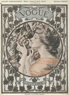 Vogue 1906 september