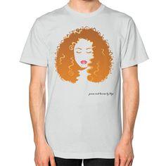 Long Luscious Hair Unisex T-Shirt