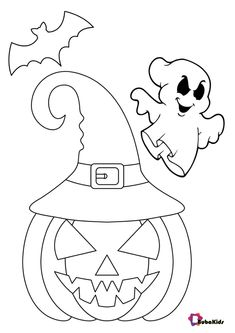 Interesting Halloween themed images. The images are free to download, print and color right away. Coloring pictures is a fun activity for children and parents. Collection of cartoon coloring pages for teenage printable that you can download and print. #Bat, #Ghost, #Halloween, #Printable, #Pumpkin #Bat, #Ghost, #Halloween, #Printable, #Pumpkin Halloween 2020, Halloween Themes, Bat Coloring Pages, Halloween Printable, Activities For Kids, Parents, Pumpkin, Wallpaper, Children