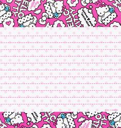 "https://flic.kr/p/H9goTu | Sanrio Hello Kitty ""Volume"" Letter Set (2014)"