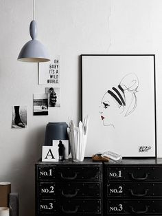 Illustrations by Lovisa Burfitt - Bungalow5