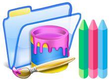 #folderprinter #colorizefolders #chengefoldercolors #colorfullfolders #coloring #portablefreeware Sub Folder, Folder Icon, Icon Package, Custom Folders, Icon Files, Color Names, Windows 10, Messages, Make It Yourself