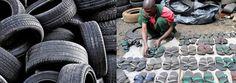 recyklovanie pneumatík