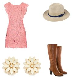 """Untitled #15"" by borntosing44 on Polyvore featuring beauty, Topshop, Jilsen Quality Boots and Forever 21"
