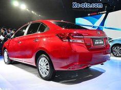 Toyota Vios chuẩn bị ra mắt tại Việt Nam – chuẩn động cơ hiện đại