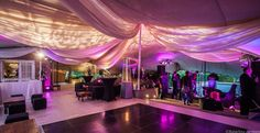 Stretch tent hire UK | Unique wedding marquees | Party marquee | Stretch tents | Garden parties
