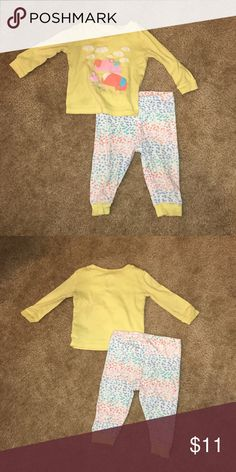 0-3M Pajama Set 0-3M Pajama Set  Has minimal signs of wear and has been cleaned. Price is firm unless interested in multiple listings. Please only inquire if serious about buying. Children's Place Pajamas Pajama Sets