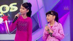 full HD   LORENA e RAFAELA - Romaria   23/07/11   Jovens Talentos Kids -...