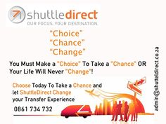 ShuttleDirect Your Choice in Ground Transportation