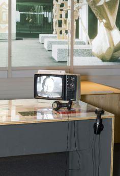 Expo 64, La naissance d'un théâtre, jusqu'au 7 juin au Théâtre Vidy-Lausanne. Vernissage du 29.04.14 © Julien Gremaud Lausanne, Julien, Expo, Desk, Home Decor, Fiftieth Birthday, Birth, Desktop, Decoration Home