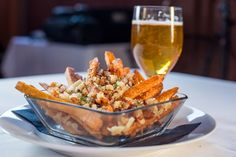 The Restaurant at Leoness is famous for its French fries! With different topping options, it's a must taste dish in the Temecula Valley Wine Country.