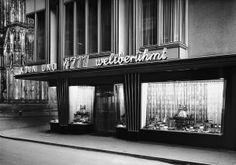 Karl Hugo Schmölz - architectural, shopfront
