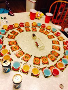 Loteria Drinking Game Rules
