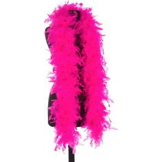 Hot Pink 40 Gram Chandelle Feather Boas