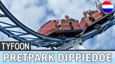 Pretpark DippieDoe - Tyfoon-achtbaan - Pretpark in Best, Nederland