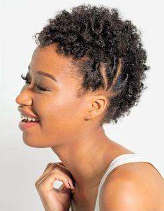 #modelos de pelo corto 2018 20 fabulosos peinados cortos y rizados para mujeres negras  #2018 #2018 #ColoresDe #nuevo #trend#20 #fabulosos #peinados #cortos #y #rizados #para #mujeres #negras