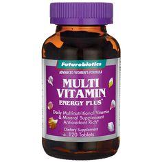 Multi Vitamin Energy Plus Advanced Womens Formula, 120 Tabs  #Sexual_Health #Sleep #Weight_Loss #Women_Health #MenHealth #Supplements_In_Dubai #UAESupplements #Supplements_In_UAE #Vimax #VigRxPlus #Biomanix #MaleEnhancement #Male_Enhancement #Vitamin_Dubai #Herbs_UAE #Vitamins_UAE