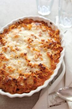 Check out what I found on the Paula Deen Network! Italian Chicken and Pasta Bake http://www.pauladeen.com/italian-chicken-and-pasta-bake